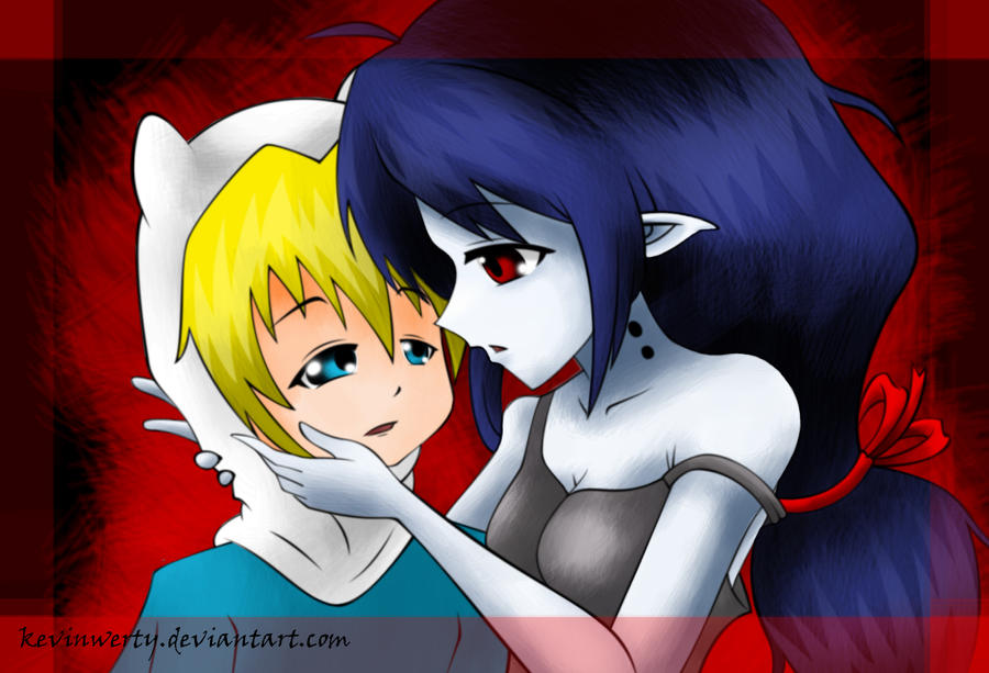 Finn and Marceline - Love by KevinWerty on DeviantArt