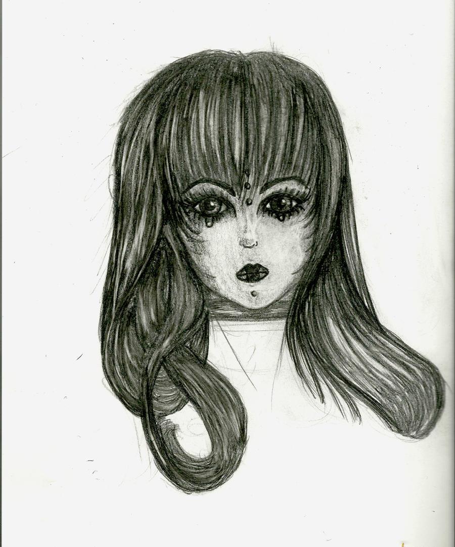 Moon Doll by SilentShadowsofDeath