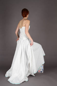 Simple white dress II