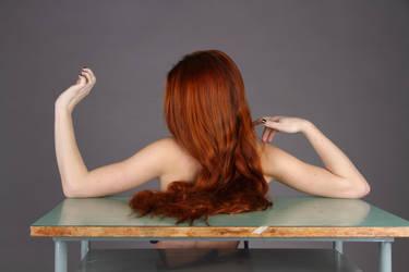 Mermaid Back II by GillianStock