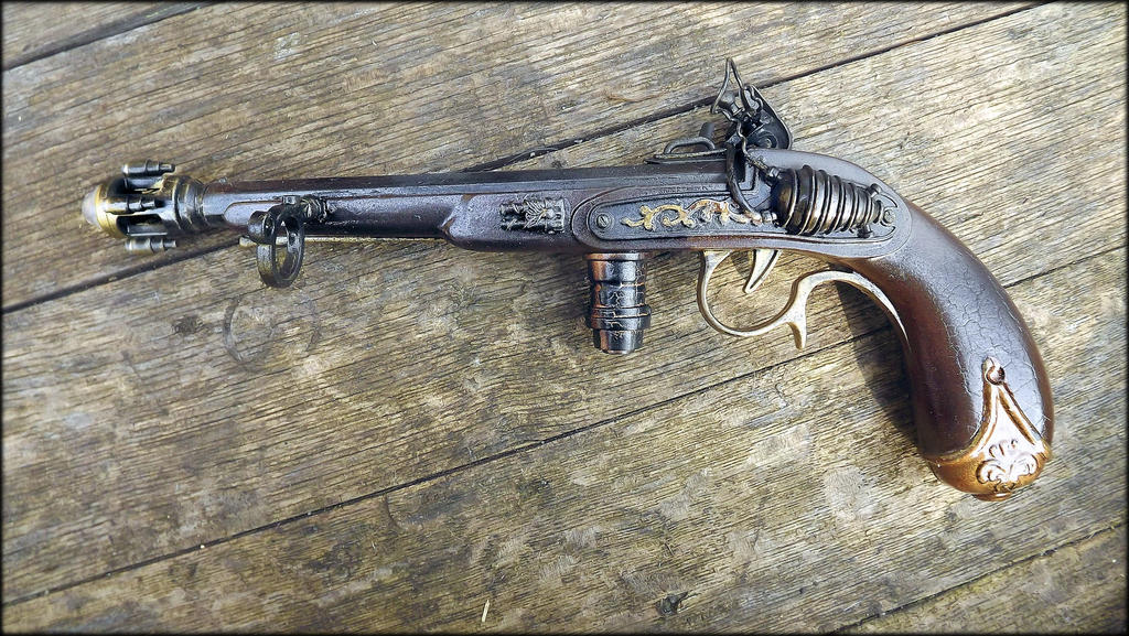 Tesla Gun 001 by Chapter-16 on DeviantArt