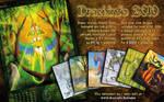 Dragon calendar 2010 by Dragarta