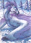 ACEO for Cloudstar-wolf