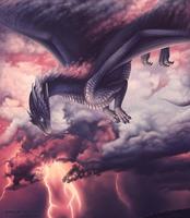 Wings of Storm by Dragarta