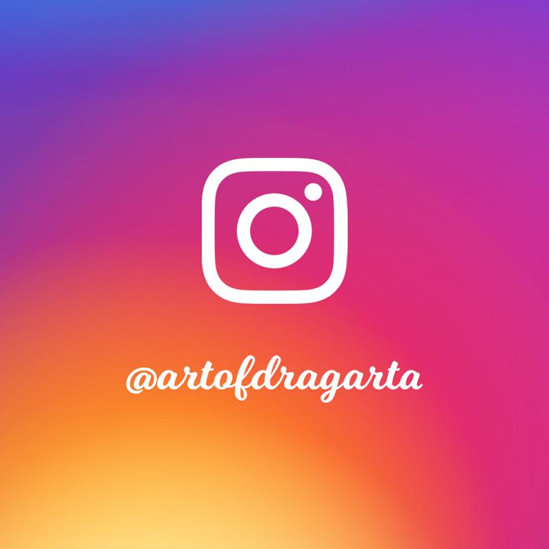 Instagram-promo by Dragarta