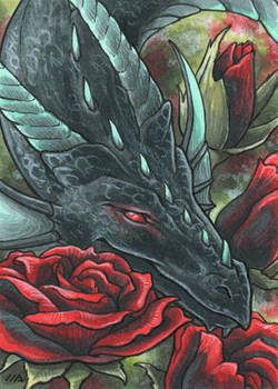 ACEO for Malcress