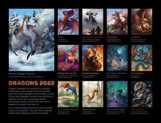 Dragon Calendar:DRAGONS 2022