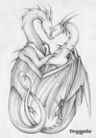 Dragon Tenderness by Dragarta