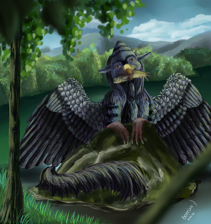 Gryphon by 1993Mariola