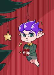 Secret Santa Gift by AchyBreakyDitori