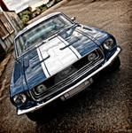 '68 Fastback - HDR