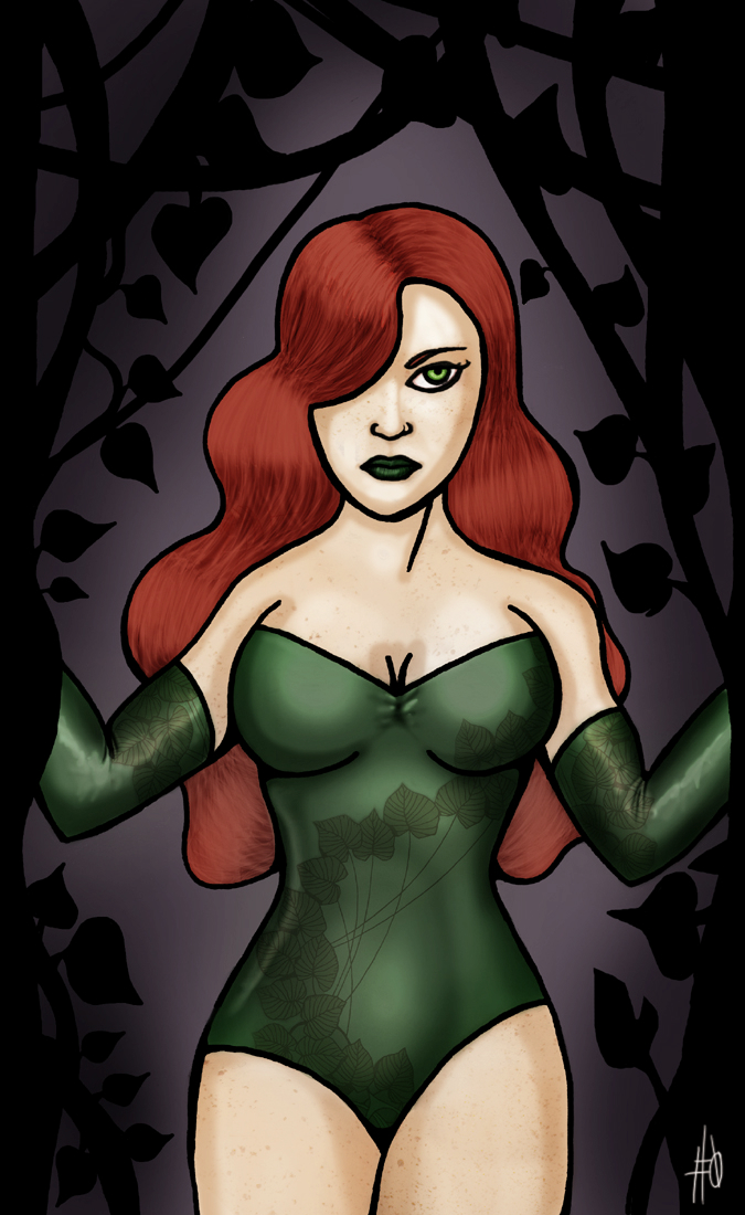Poison Ivy by ZlayerOne