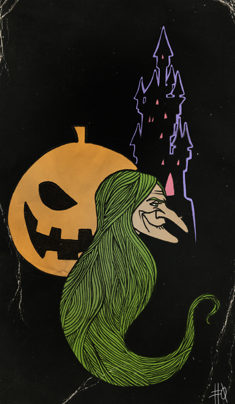 Cauldron 2, the Pumpkin Strikes Back by ZlayerOne