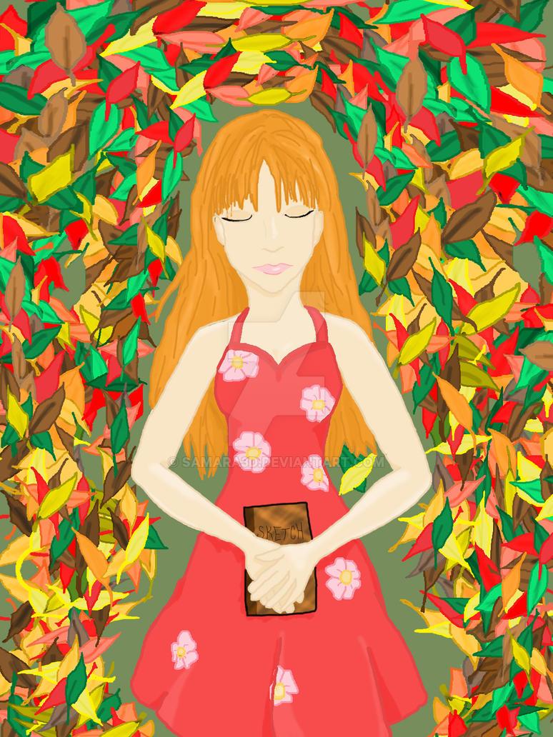 A Peaceful Fall (Final) by Samara3D
