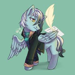 My little Pony - Lysandre - MCL by Meg-Marmite