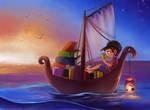 Boat reading