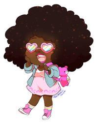 Chibi Rainbow Girl