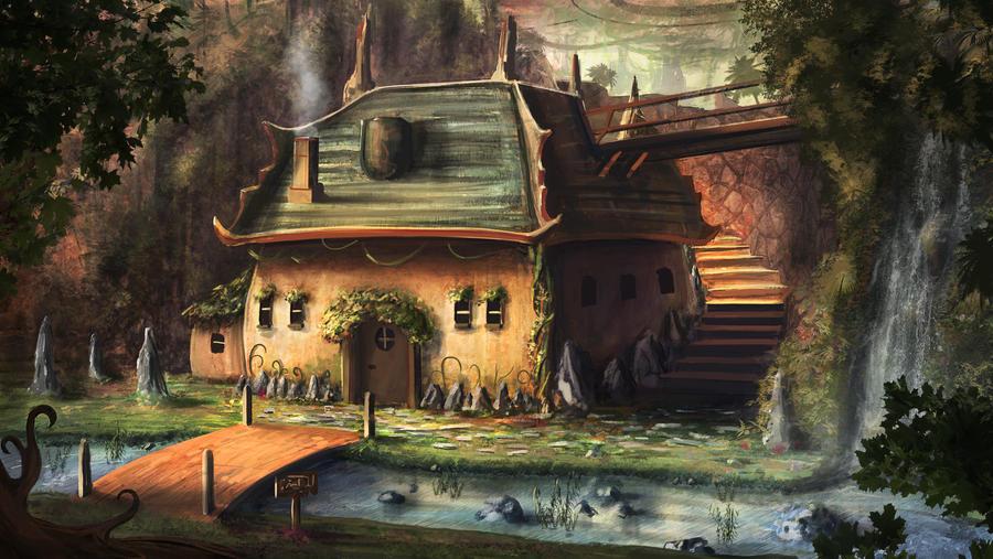 Little House by JonathanDufresne