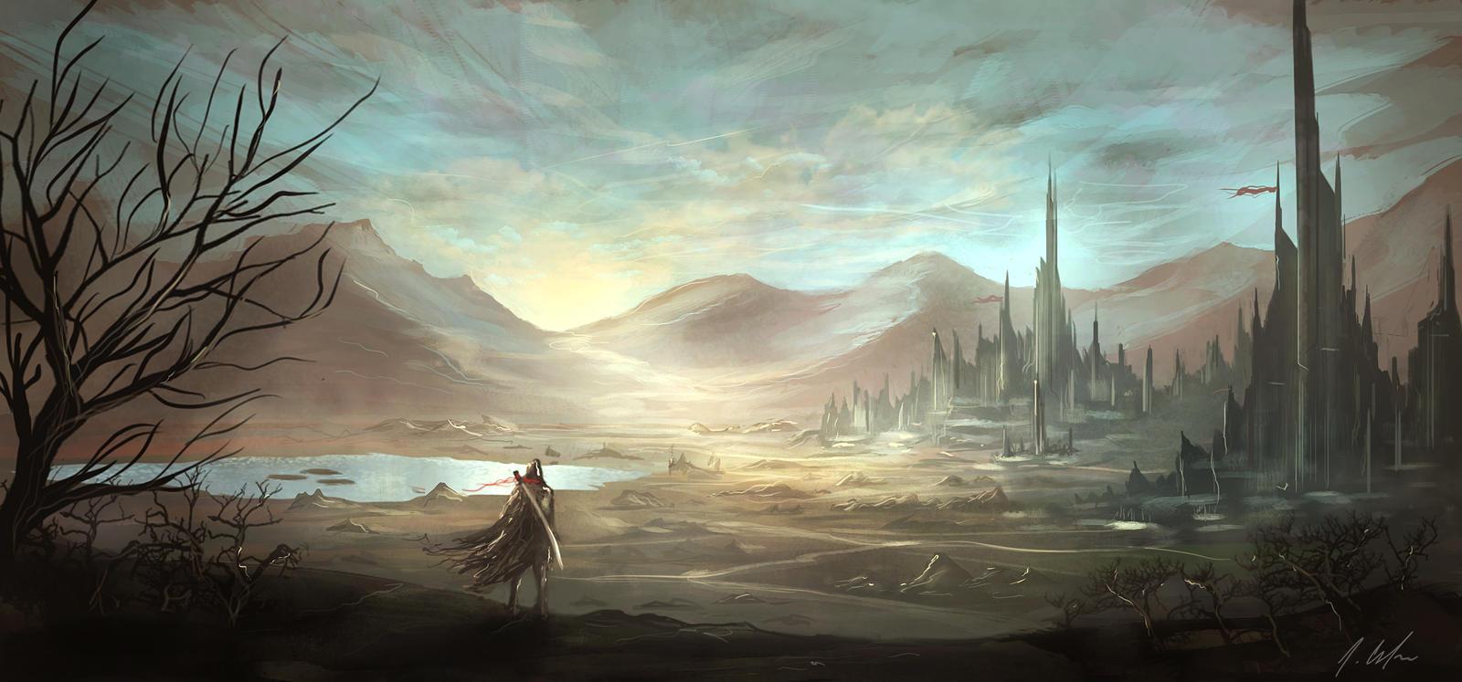 Journey by JonathanDufresne
