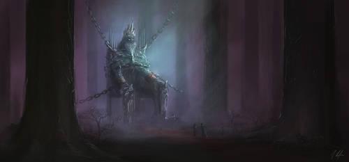 Fallen King by JonathanDufresne