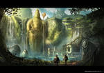 Forgotten Civilization by JonathanDufresne