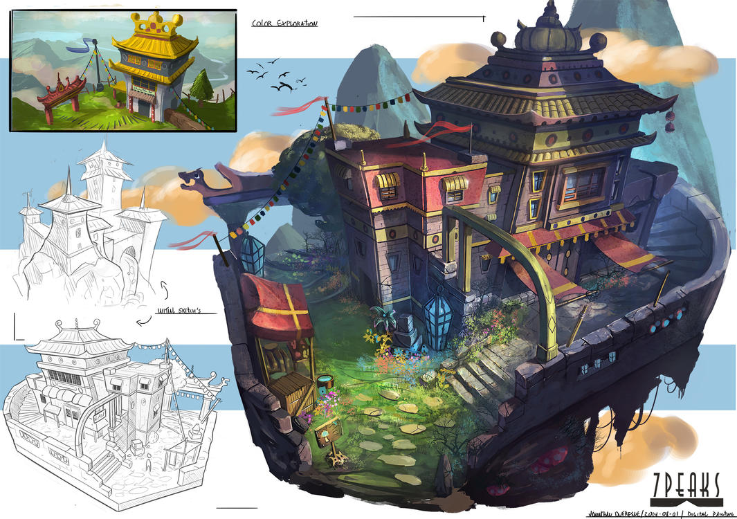 building design by JonathanDufresne