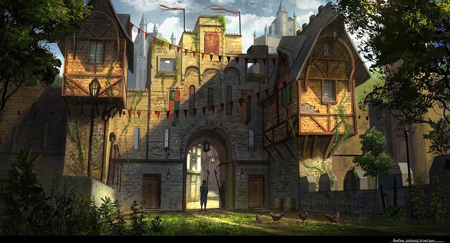 Castle Gate small