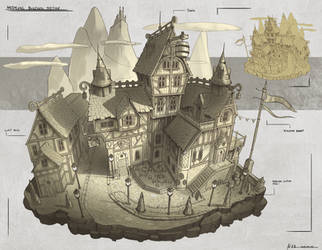Tavern Design by JonathanDufresne
