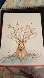 Tree stag