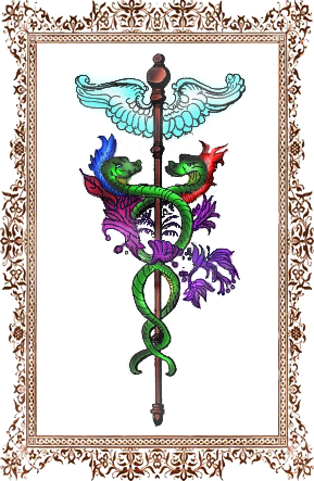 Caduceus - Rod of Hermes
