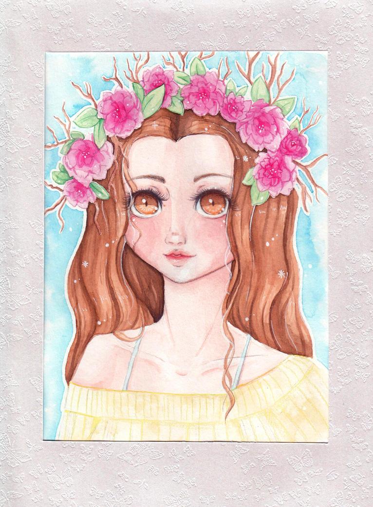 Marce Portrait by Sumimi-pyon