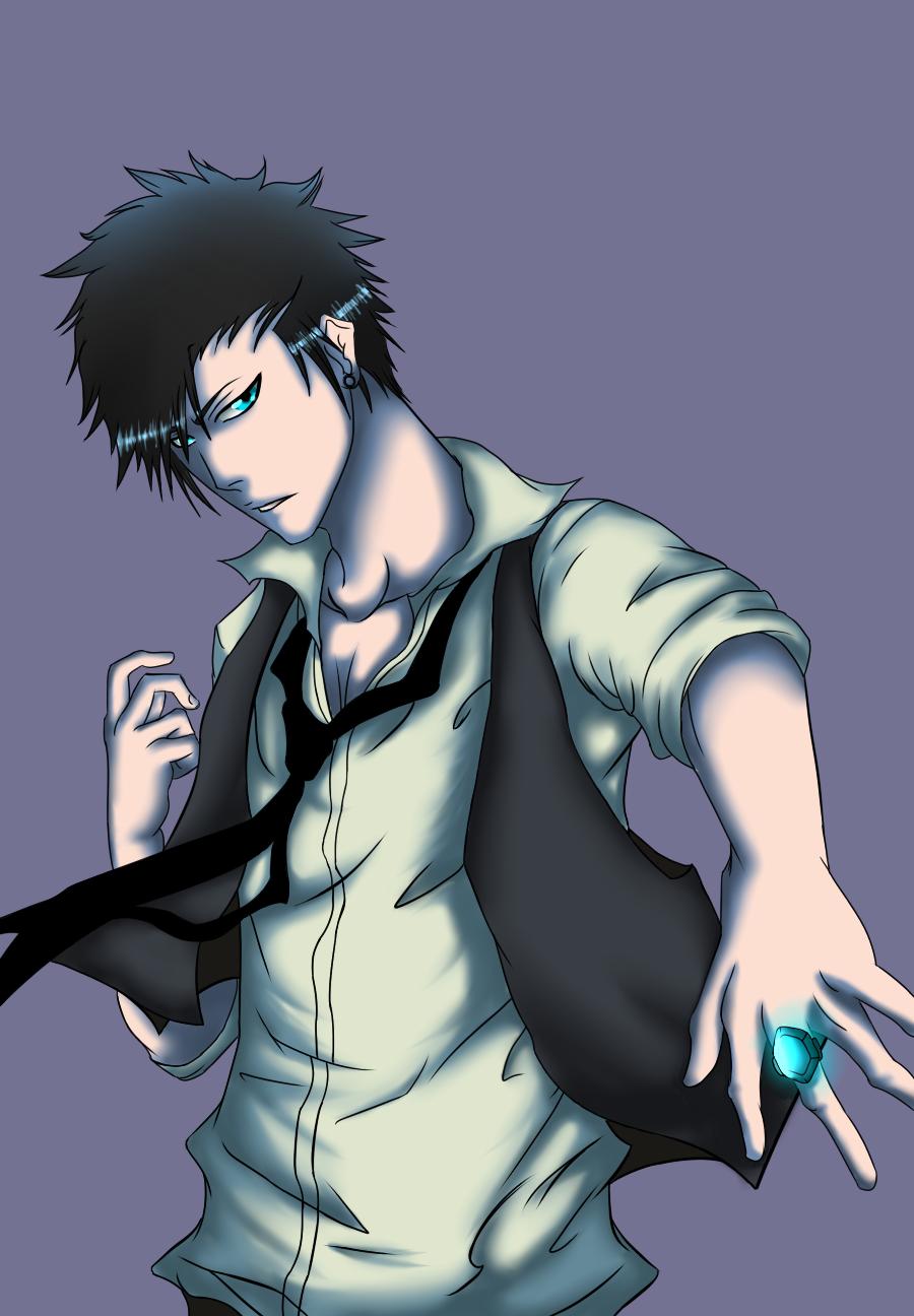 Classy man by Sora-Shintaro