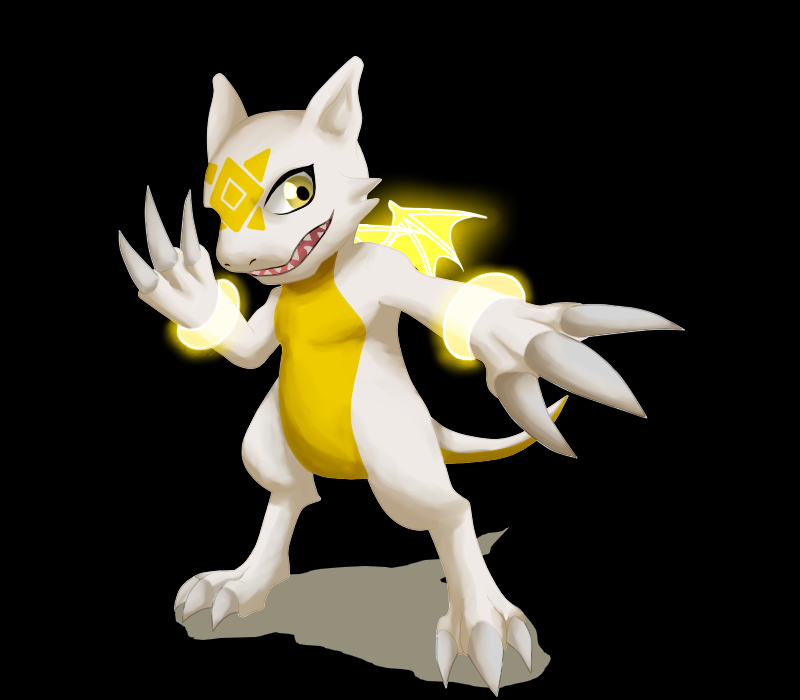 Digimon Rookie By Sora-Shintaro On DeviantArt