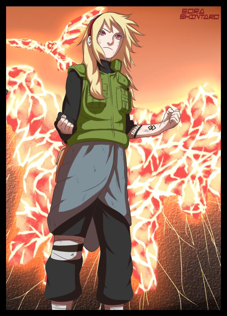 Naruto OC Kuya Namizaki by Sora-Shintaro