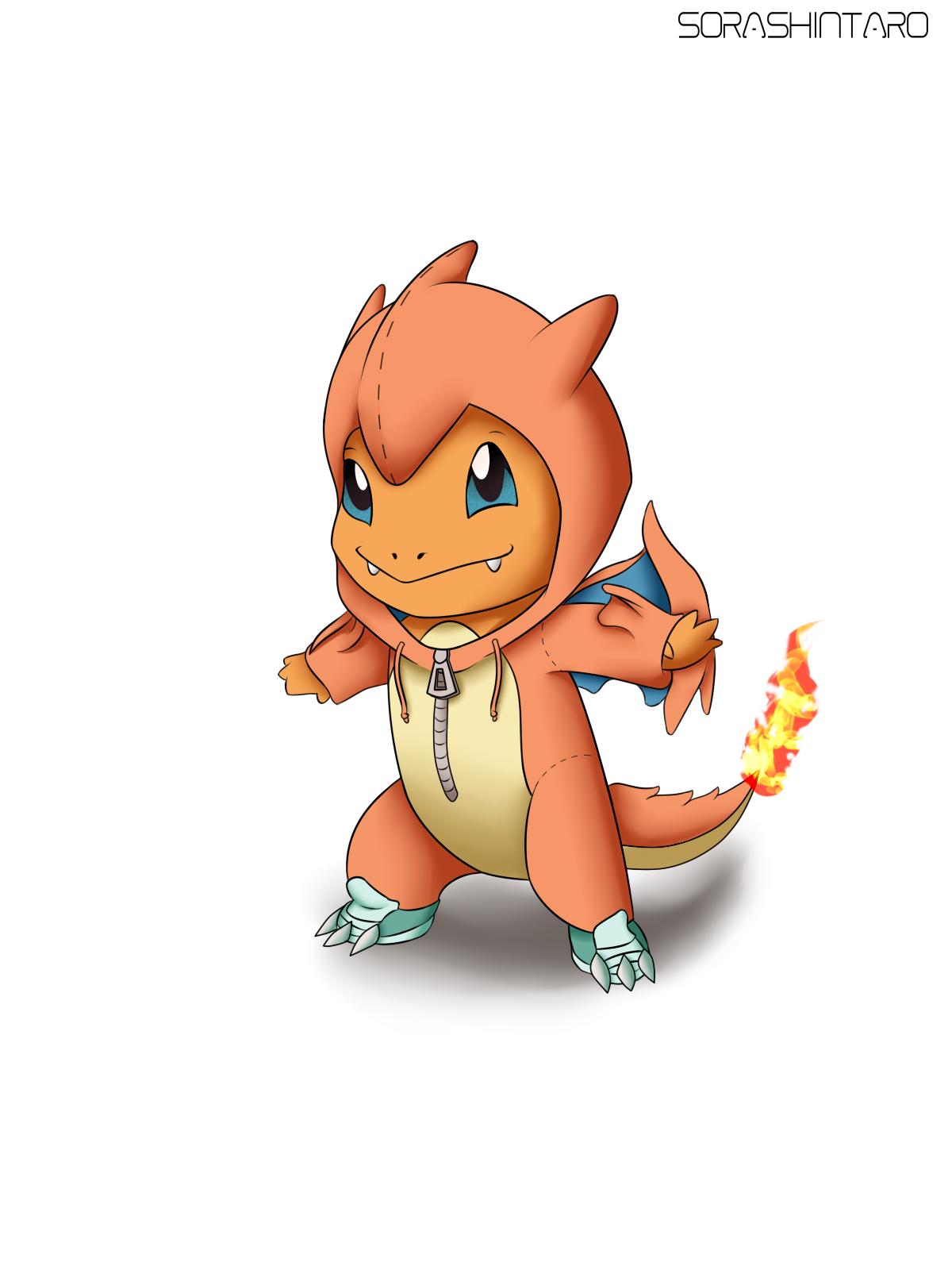 A wild Pokemon appeared! by Sora-Shintaro