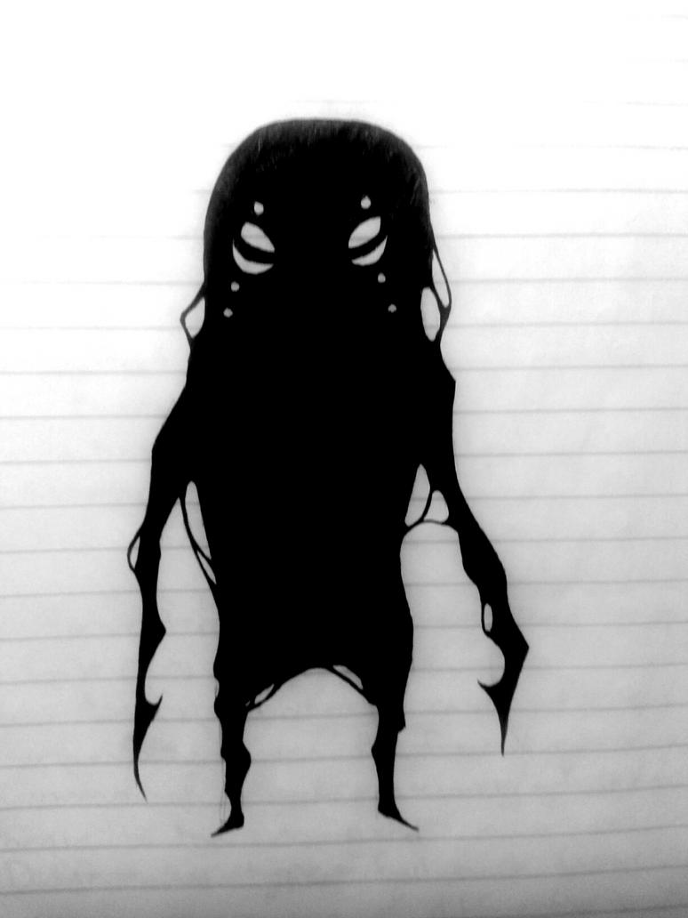 Spirit Sketch by Sora-Shintaro