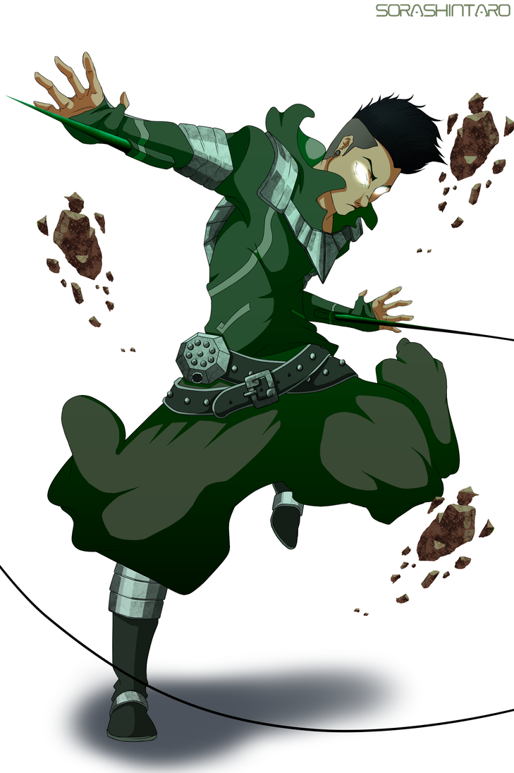 Avatar OC - Avatar Yun by Sora-Shintaro
