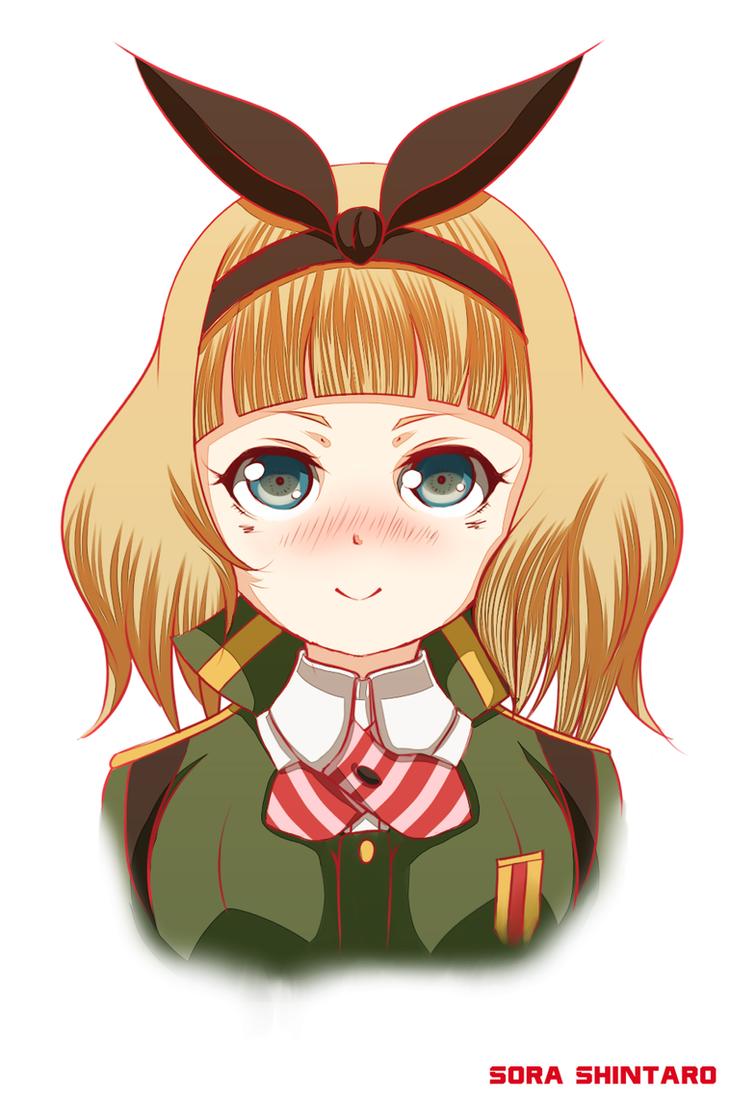 Bunny Sniper - Usagi Saionji by Sora-Shintaro