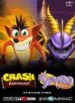 Crash and Spyro: It's Gem Time