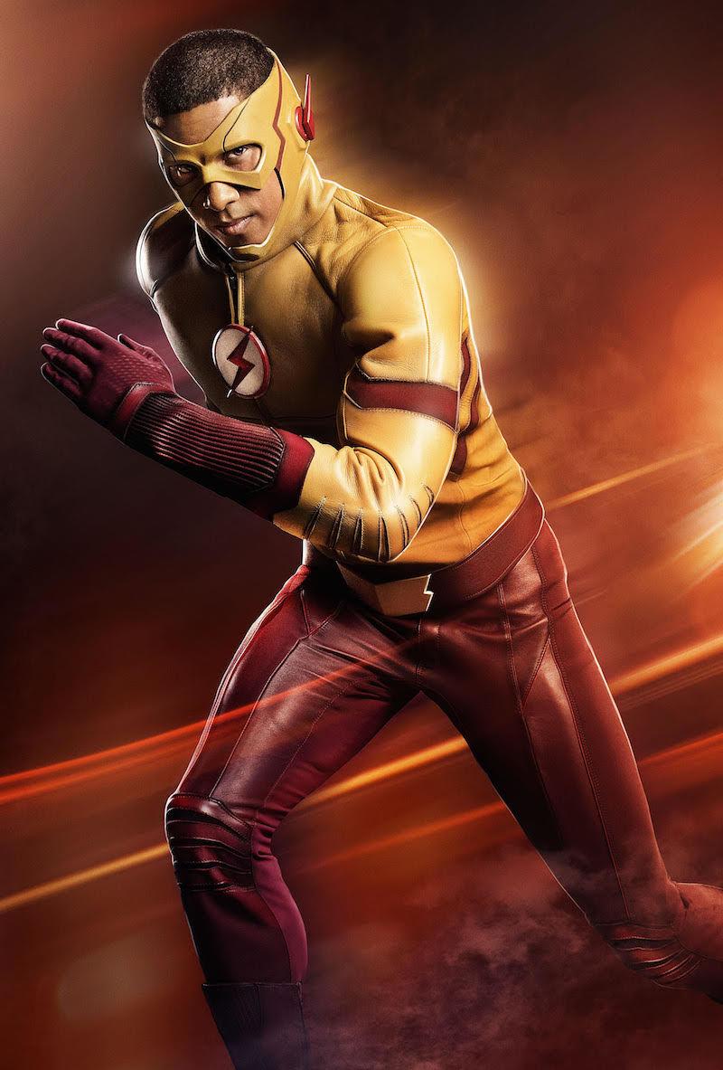 Kid Flash The CW By Yoshidraco