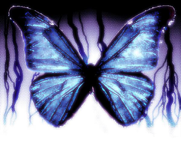 a Butterfly Effect by Rowek