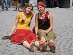 Barfuss auf dem TFF in Rudolstadt