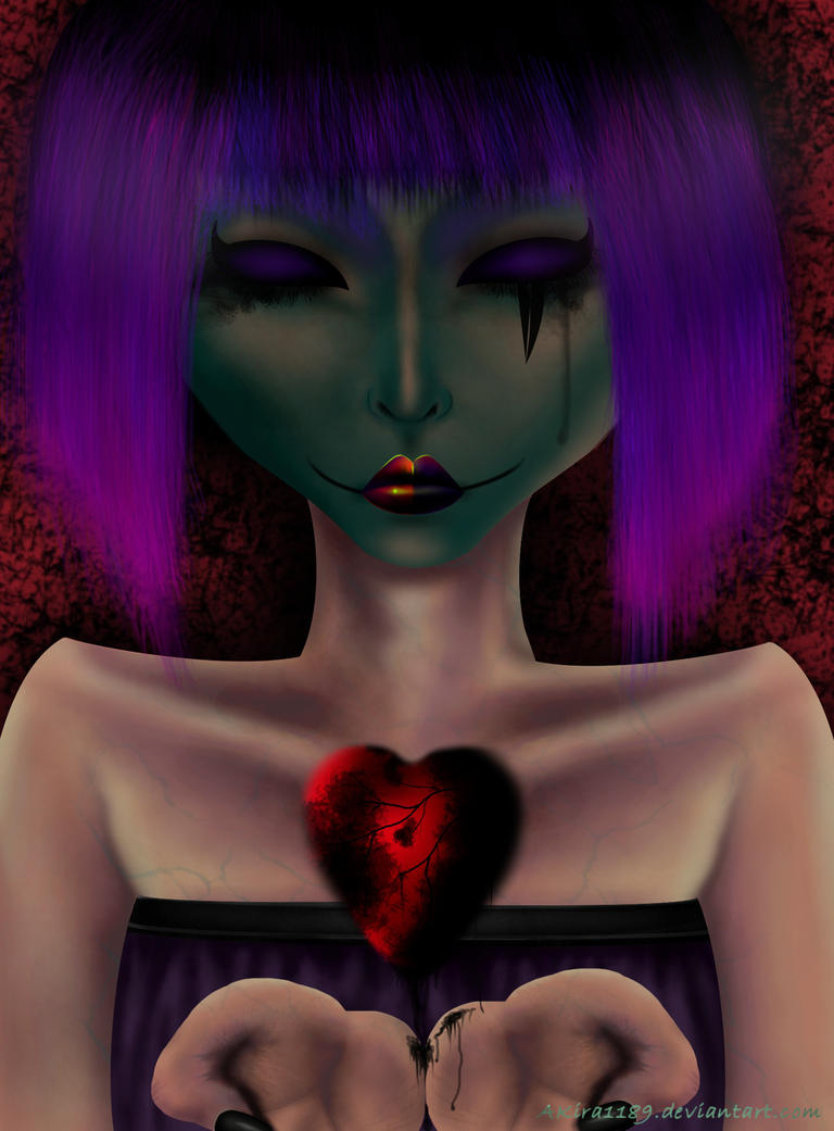 Heartless... by AKira1189