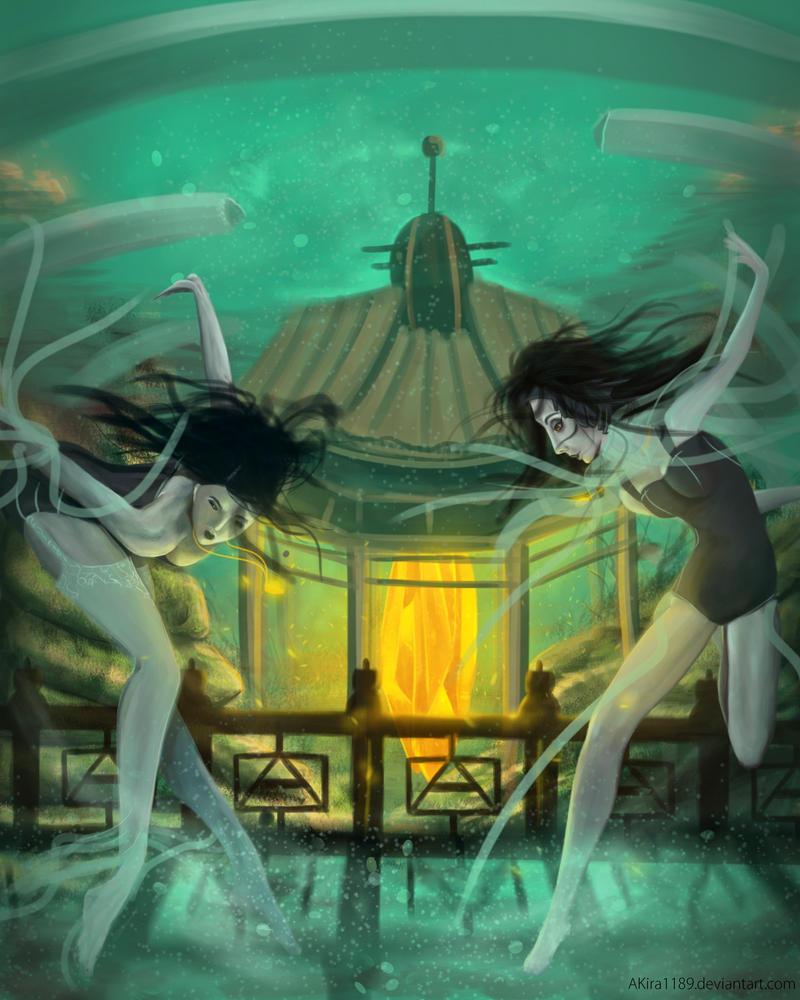Aquatic Dance by AKira1189