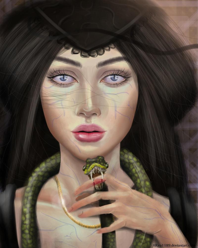 Her secret Potion by AKira1189