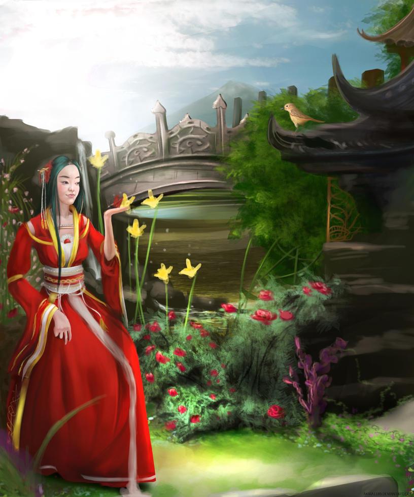 CM- Peony Fairy by AKira1189