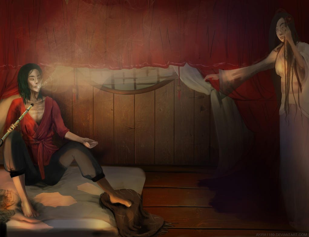 CM- Opium Dream by AKira1189