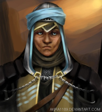 IMPERIAL LEGENDS - Persian by AKira1189