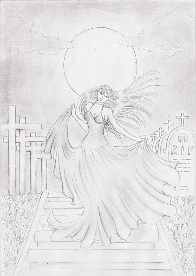 A Gothic Romance by GugaKnightWolf