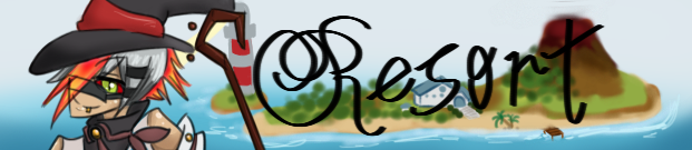 Resort Banner by OkayIlie